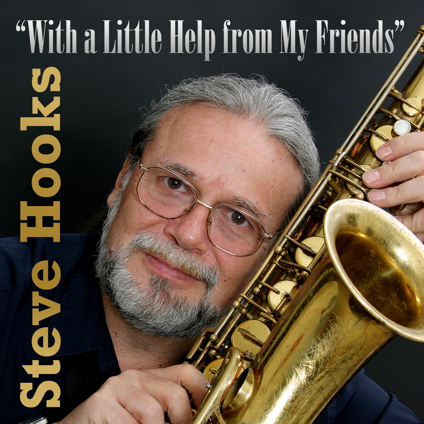 Steve Hooks - With a little help from my friends